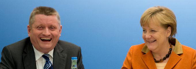Gröhe und Merkel wollen die FDP wie sie ist. Ohne Leihstimmen der CDU.