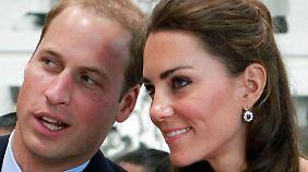 Die Spekulationen gehen weiter: Kate und William erwarten ein Baby