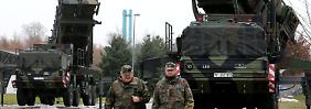 """Das """"Patriot""""-System in der neuesten Version besitzen innerhalb der Nato nur Deutschland, die USA und die Niederlande."""