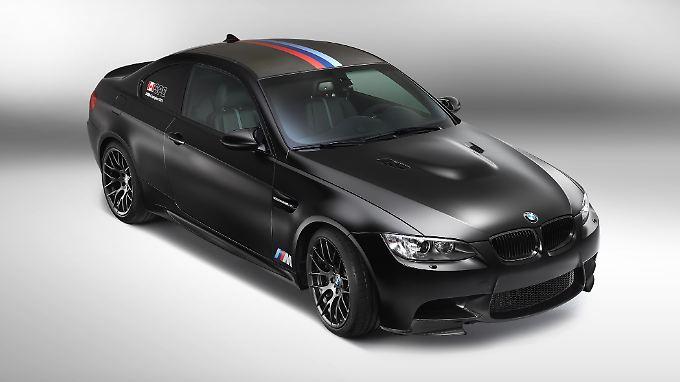 Stark limitiert: Nur 54 Autos der M3 DTM Champion Edition werden gebaut.