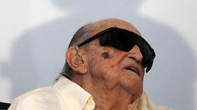 """""""Älterwerden ist Scheiße"""", hat Oscar Niemeyer einmal gesagt."""