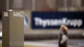 Paukenschlag bei ThyssenKrupp: Halber Vorstand wird ausgewechselt