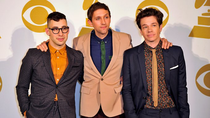 They are young: Die Gruppe Fun., einer der großen Grammy-Favoriten.