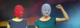 Musikpreisverleihung in Bochum: Pussy Riot erhält die Krone