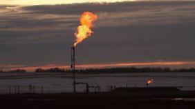 """Ölboom in den USA: Trinkwasser durch """"Fracking"""" vergiftet?"""