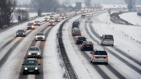 Die Woche bleibt winterlich: Schneechaos hat Europa im Griff