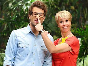 Das jedenfalls ist definitiv: Die Moderatoren der siebten Dschungel-Show heißen Daniel Hartwich und Sonja Zietlow.