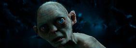 """Wie authentisch ist """"Der Hobbit""""?: Darum sieht Gollum im Dunkeln"""