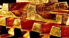 Trumpf gegen die Krise: Deutsche bunkern immer mehr Gold