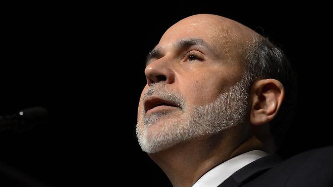 Ben Bernanke und seine Kollegen wollen der Konjunktur auf die Sprünge helfen.