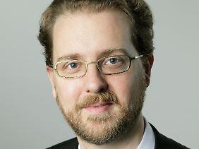 Christian Humborg fordert unter anderem einen Verhaltenskodex für Lobbyisten.