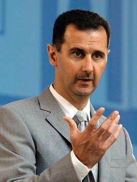 Wie lange kann sich Baschar al-Assad noch an der Macht halten?