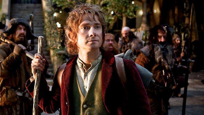 """Der """"Hobbit"""" reicht an die Erwartungen nicht heran."""