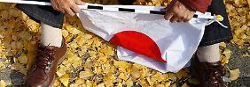 Wirtschaft badet politische Fehler aus: Inselstreit trifft Japans Industrie
