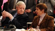 Ikone der Sozialdemokraten: Helmut Schmidt