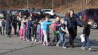 Laut CBS soll es sich bei dem Täter um den Vater einer der Schulkinder handeln.