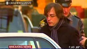 Ryan Lanza wurde in Hoboken festgenommen.