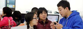 iPhone-5-Mania in China: Apple meldet Verkaufsrekord