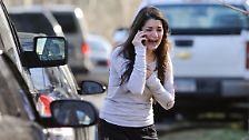 Obama stößt Waffendebatte an: Amoklauf stürzt USA in Trauer