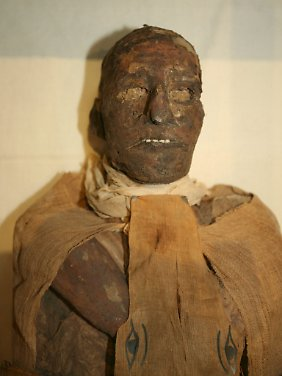 Die Mumie von Pharao Ramses III.