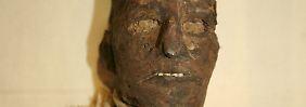 Mordkomplott gegen Ramses III.: Pharao wurde Kehle durchtrennt