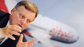 Millionen-Deal mit Vielfliegerprogramm: Air Berlin verkauft an Etihad