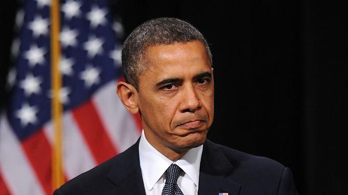 Präsident Obama geht im Tauziehen um den US-Haushalt offenbar auf die Republikaner zu: Er will Steuererhöhungen für Reiche abmildern.