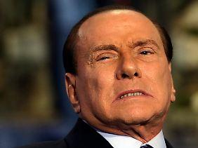 Unberechenbarkeit ist Silvio Berlusconis Politikstil.