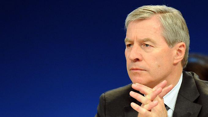 Deutsche-Bank-Co-Chef Fitschen.