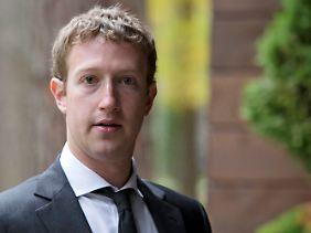 Facebook-Gründer Mark Zuckerberg spendet viele Millionen Dollar für einen guten Zweck.