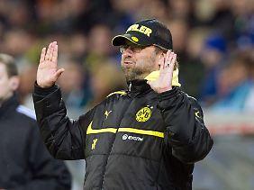 Jürgen Klopp und seine Dortmunder haben im Pokal noch nie gegen Hannover 96 gewinnen können.
