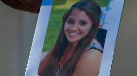 Victoria Soto rettete mehreren Kindern das Leben.