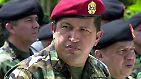 Chávez befindet sich auf dem Zenit seiner Herrschaft.