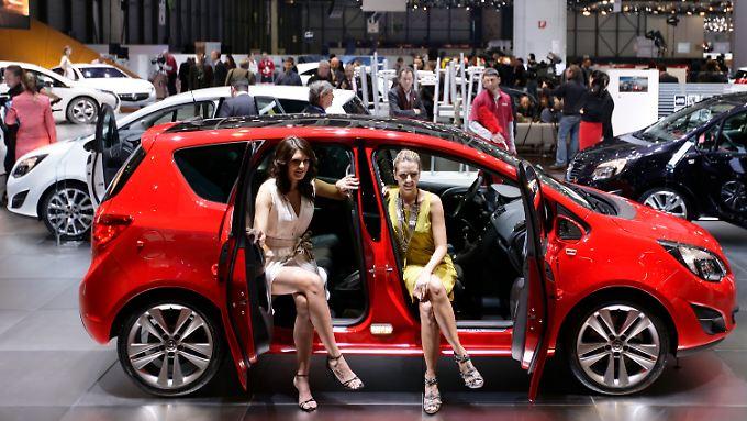 Opel Meriva: Von dessen Plattform soll auch Peugeot profitieren.
