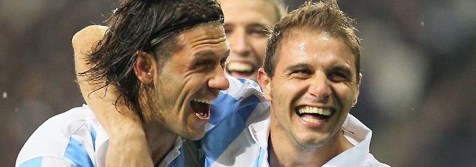 Sportlich läuft es beim FC Málaga. Der Ex-Münchner Martin Demichelis hat mit seinen Kollegen das Viertelfinale der Königsklasse erreicht.