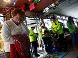 Schweigeminute für Newtown-Opfer: Glocken schlagen 26 Mal