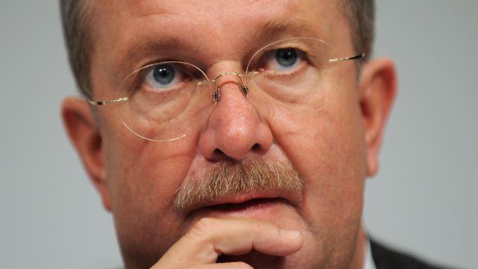 Ex-Porsche-Chef Wiedeking sieht einem möglichen Prozess wegen Aktienkursmanipulation gelassen entgegen.