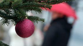 Warme Weihnachten: Nicht weiß und kalt, sondern feucht und mild