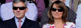 Prinz lässt Queen und Co. sitzen: William feiert mit Schwiegereltern