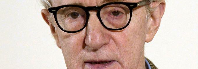 Für komplexere Rollen lieber Dustin Hoffmann fragen: Woody Allen gibt sich bescheiden.