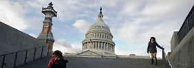 Republikaner rufen zur letzten Chance: Washington strickt an Plan C