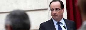 Frankreichs Reichensteuer gekippt: Hollande will nachbessern