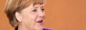Steinbrücks höheres Kanzlergehalt: Merkel: Ich verdiene genug