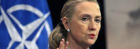 Unermüdlich war Clinton die vergangenen Jahre im Einsatz.