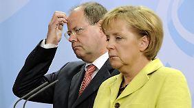 Kanzlerin Merkel hat sich ebenfalls bereits zu dem Thema geäußert: Sie verdiene genug, sagte die CDU-Chefin.