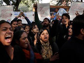 Das brutale Verbrechen hat Indien aufgewühlt.