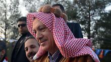 Recep Tayyip Erdogan will eine Übereinkunft mit der PKK.
