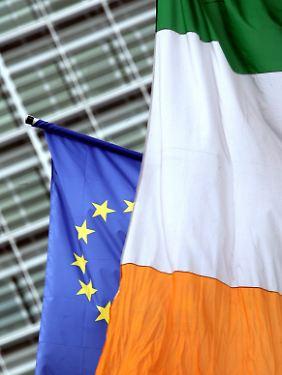 """""""Stabilität, Jobs und Wachstum"""" heißt das Motto der irischen Ratspräsidentschaft."""