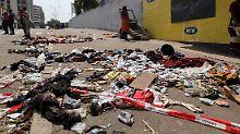 Elfenbeinküste trauert: Silvesterpanik führt zu 60 Toten