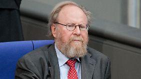 Lästereien über Zugezogenen in Berlin: Schwäbische Politiker kontern Thierse